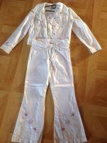 Нарядний костюм на 8-10 років. Польща. 95 % бавовна. 247de368142b4