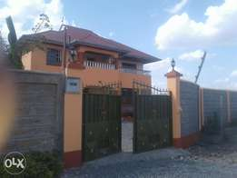 State of the art 4 bedroom maisonette-Mombasa road.
