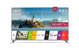 65 inches LG UJ651V at our shop Web Os 3.5