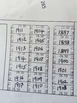 Low Priced Land with title