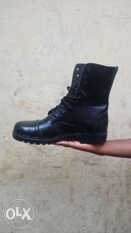 Security guard boots Nairobi CBD - image 1