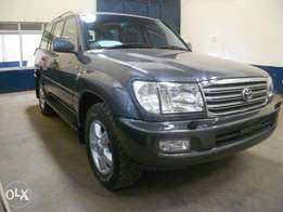 Toyota Land Cruiser VX 2003