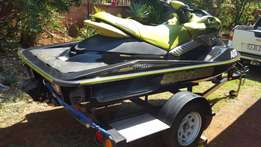 2004 SeaDoo RXT 215hp 1500cc Supercharged with Racing Chip
