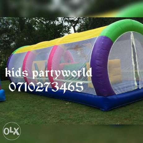 for hire tents,chairs,bouncy house,trampolines,bouncing castles,castle Westlands - image 4