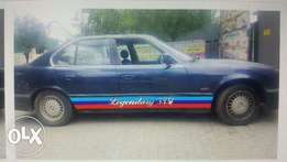 I'm selling BMW 535i. Only 2 front seat r not ok
