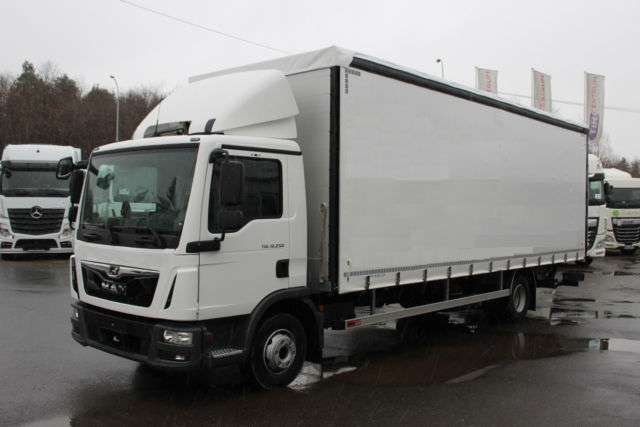 MAN Tgl 12.250 4x2 Bl , New Truck!!! Hydraulic Lift - 2019