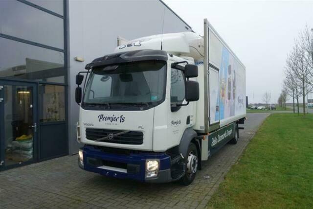 Volvo Fl240 4x2 Thermo King Euro 5 - 2011