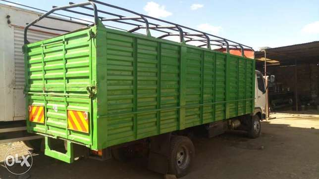 Fighter Truck For Hire (Owner) Affordable Rates Ongata Rongai - image 2