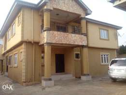 luxury 3bedroom flat at hill-top estate iyana ipaja lagos