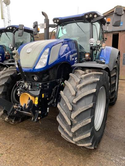 New Holland T7.315hd My 18 - 2018