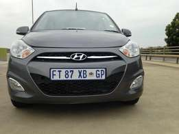 In A Great Working Condition 2012 Hyundai i10 With Full Service Histor