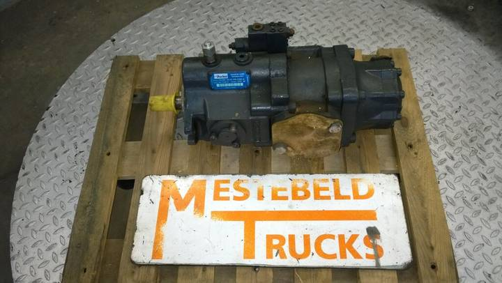 Parker DIV hydraulic pump for truck