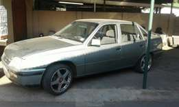 Opel Monza 1.8 to swop or for sale