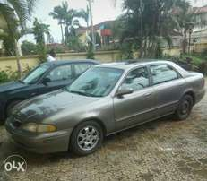 Mazda 626 Millennium, with V4 Engine, AC chilling
