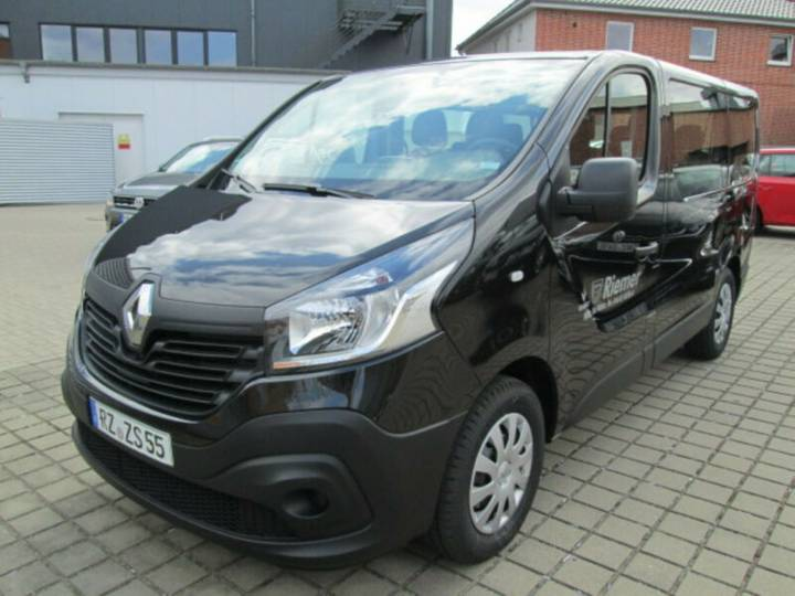 Renault Trafic Combi L1H1 2,7t Expression - 2019
