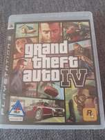 PS3 Games - Grand Theft Auto IV GTA 4