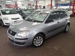 2007 VW Polo 1.4 TRendline, Only 139000Km's with Aircon