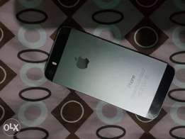 Iphone 5s space grey 32gb uk used for sale