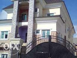 2 bed room flat for rent in greenfield estate, amuwo odofin, lagos