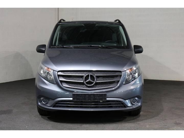 Mercedes-Benz Vito 114 CDI DC XL Automaat 2x Schuifdeur - 2018