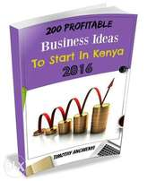 200 business idea Ebook