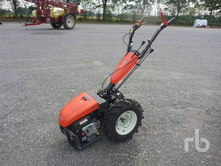 Goldoni JOKER 10S+ Walk Behind Tractor - 2016