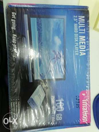 New 169GB Imation multimedia player at RO 28