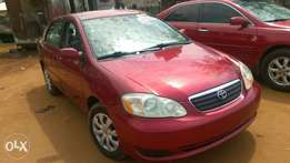Toks 2005 Corolla is up for sale