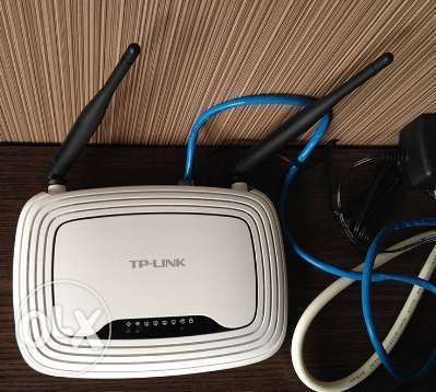 TP Link 300 Wireless N Router TL-WR841N
