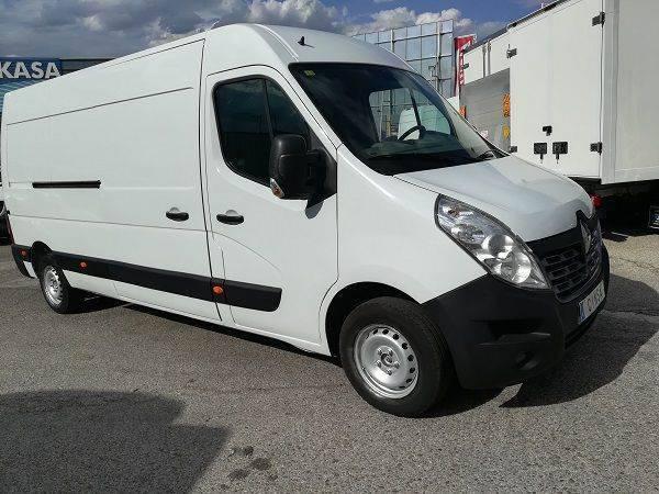 Renault Master Fg. Dcb. Dci 125 T L3h2 3500 - 2014