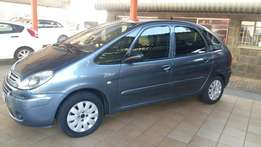 Citroën Picaso Xsara C4 2008 1.6 HDI Manual