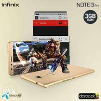 Infinix Note 3Pro(3Months old)