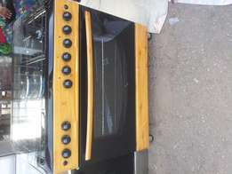 New NEXUS 6unit , oven & grill. formica & antirust body cooker
