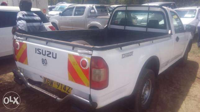 Isuzu Dmax local for quick sale Thika - image 3