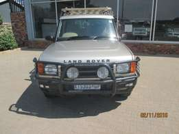 2000 Land Rover Discovery Series II TD5
