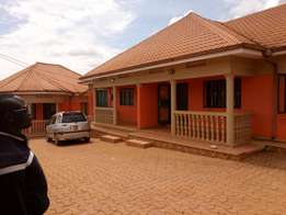 A two bedroom house for rent in najjera