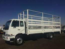 Nissan ud 80A 2012 Cage body