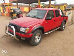 Clean Registered Toyota Tacoma Pick Up 03