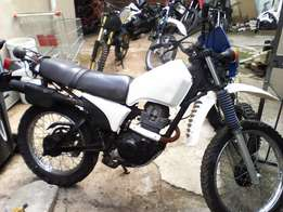 Yamaha XT 200 stripping for spares