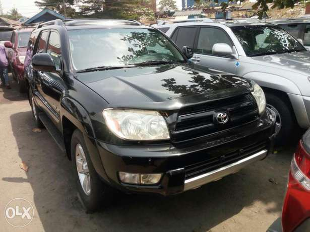 Foreign used 2005 Toyota 4runner. Limited edition. Direct tokunbo Lagos Mainland - image 2