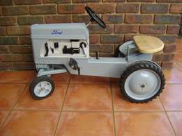 Pedal Tractor for Children