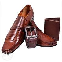 The forte of cochise shoes get from jumia