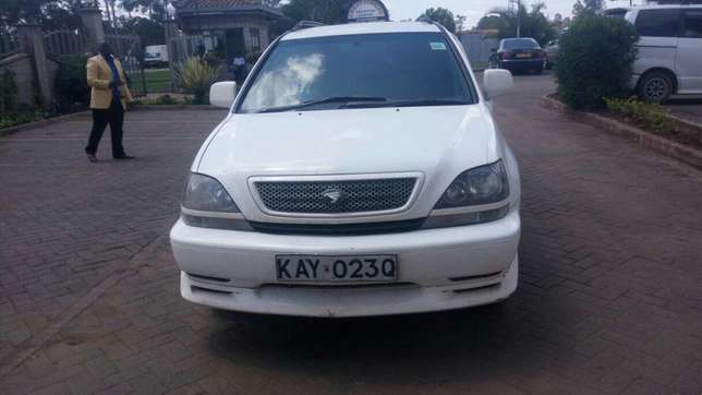 toyota harrier on sale Umoja - image 6