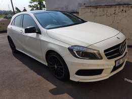 2014 MERCEDES BENZ A CLASS A200 AMG - for sale