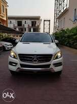 Tokunbo 2015 Mercedes-Benz ML350 4matic benz for sale