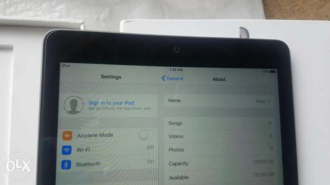 Ipad 5(2017) 128gb wifi only Ibadan Central - image 7