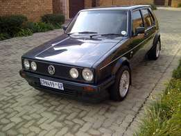 Golf for sale 18 000cash