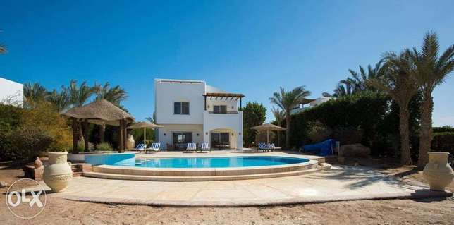 3 Bedrooms White Villa with Private Pool