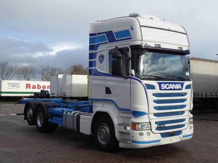 Scania R450 tl 6x2*4 scr only - 2015