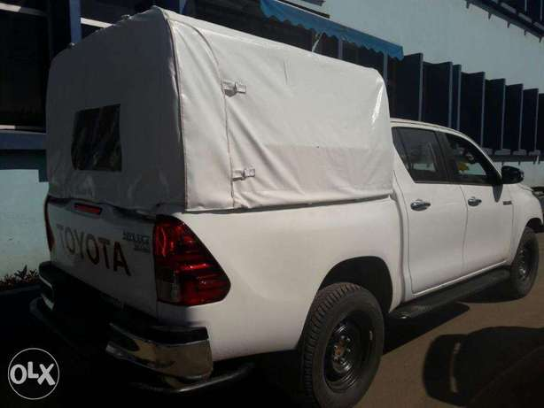 MCI Ltd: Canvas hoods and covers for Land Cruisers Industrial Area - image 8
